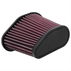 K&N RU-5281 Powersports Air Filter, 5.313in Tall
