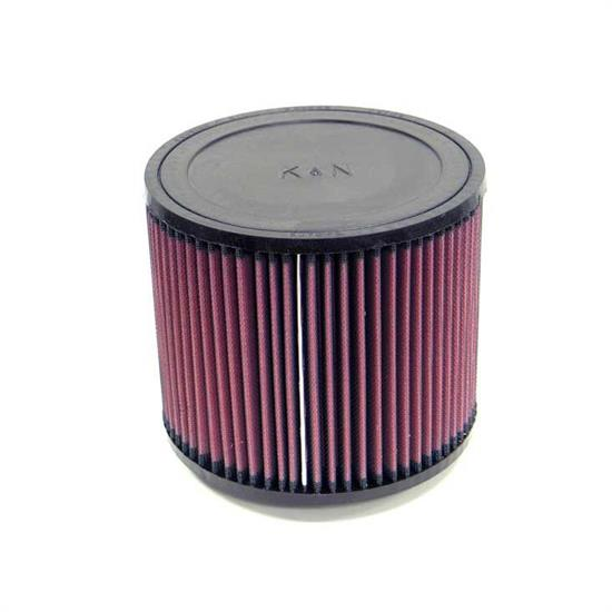 K&N RU-9004 Performance Air Filters, 6in Tall, Round