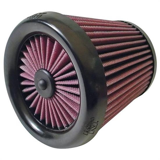 K&N RX-3810XD X-Stream Air Filter, 6.125in Tall, Round Tapered