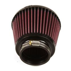 K&N RX-3900-1 X-Stream Clamp-On Air Filter, 4.625 Tall, Round Tapered