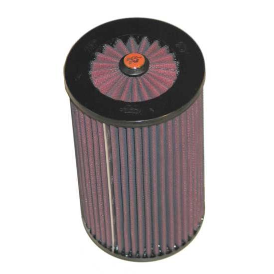 K&N RX-5032 X-Stream Clamp-On Air Filter, 7in Tall, Round