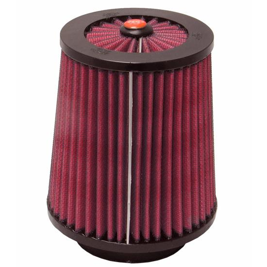 K&N RX-5037 Powersports Air Filter, 6.219in Tall, Tapered Conical