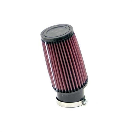 K&N SN-2510 Powersports Air Filter, 6in Tall, Round Tapered