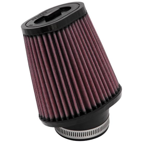 K&N SN-2540 Powersports Air Filter, 5in Tall, Oval Straight