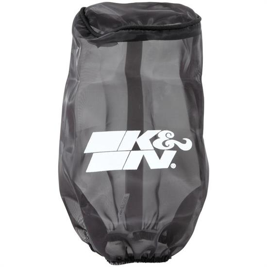 K&N SN-2560DK DryCharger Air Filter Wrap, 7in Tall, Black
