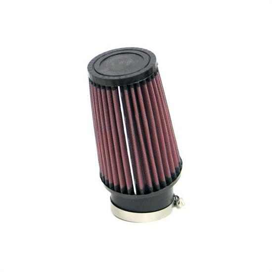 K&N SN-2600 Powersports Air Filter, 6in Tall, Round Tapered