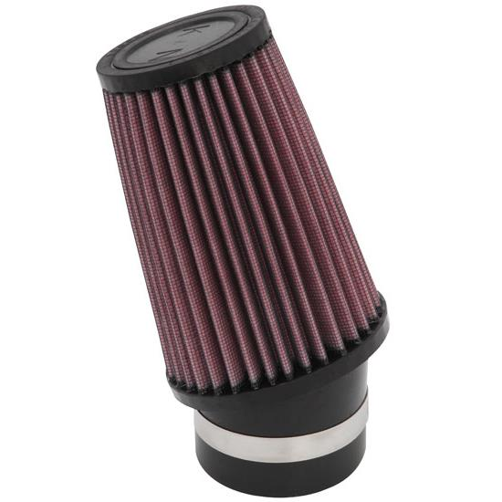 K&N SN-2620 Powersports Air Filter, 6in Tall, Round Tapered