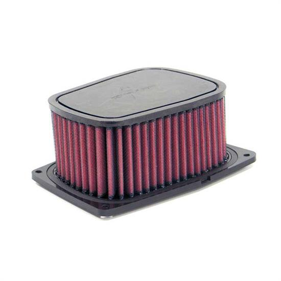 K&N SU-0006 Powersports Air Filter, Suzuki 778