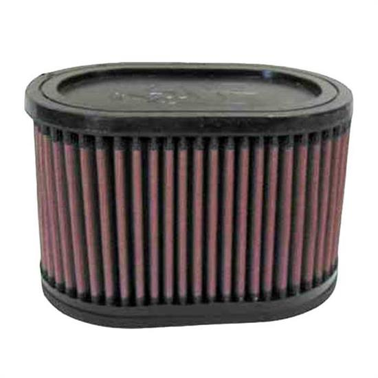 K&N SU-0007-A Powersports Air Filter, Cagiva 1000, Suzuki 1000