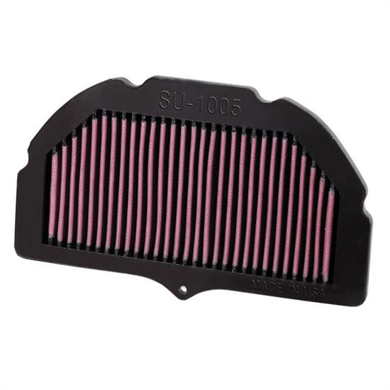 K&N SU-1005 Powersports Air Filter, Suzuki 999
