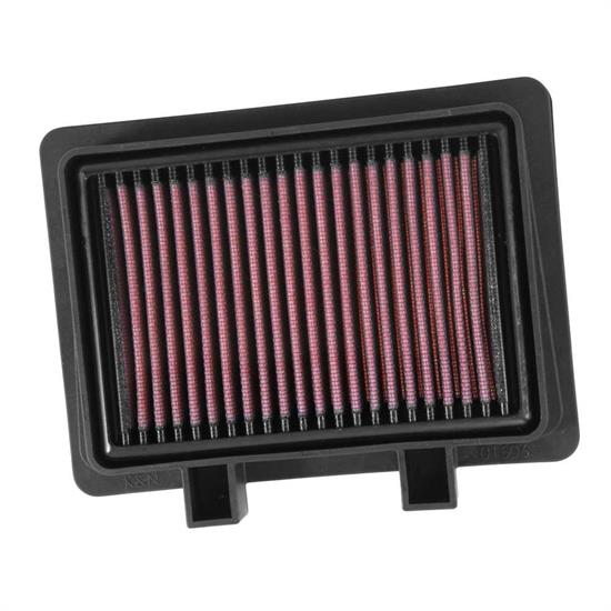 K&N SU-1014 Powersports Air Filter, Suzuki 1037