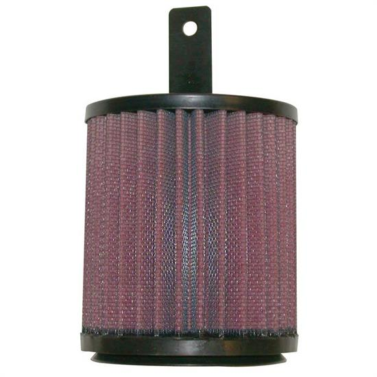 K&N SU-2504 Powersports Air Filter, Suzuki 246-250