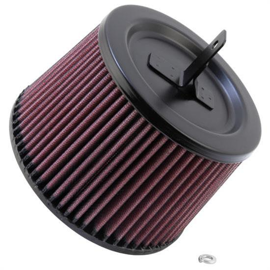 K&N SU-4506 Powersports Air Filter, Suzuki 450
