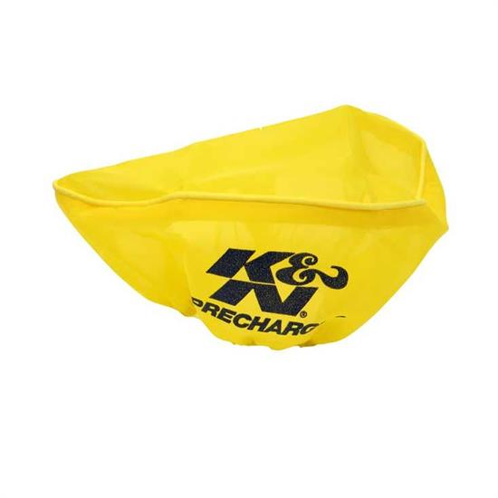 K&N SU-6590PY PreCharger Air Filter Wrap, Suzuki 650