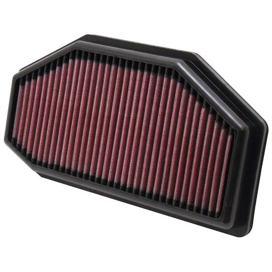 K&N TB-1011 Powersports Air Filter, Triumph 1050