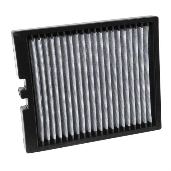 K&N VF1011 Cabin Air Filter, Ford/Lincoln 2.0L-3.5L
