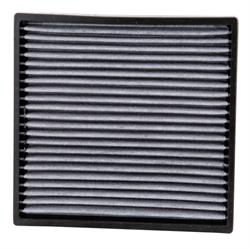K&N VF2001 Cabin Air Filter, Acura 1.5L-3.7L, Honda 1.3L-3.5L