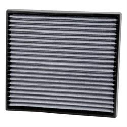 K&N VF2009 Cabin Air Filter, Scion 1.5L-2.4L, Toyota 1.5L-2.4L