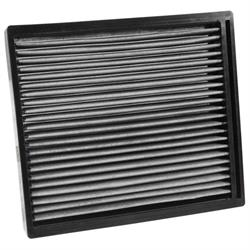K&N VF2010 Cabin Air Filter, Hyundai 2.4L-3.8L, Kia 2.4L-2.7L