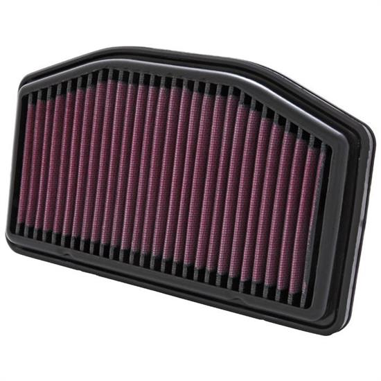 K&N YA-1009 Powersports Air Filter, Yamaha 998