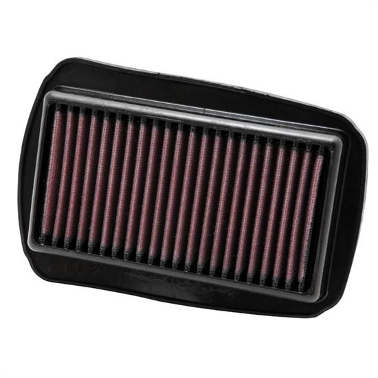 K&N YA-1208 Powersports Air Filter, Yamaha 125-150