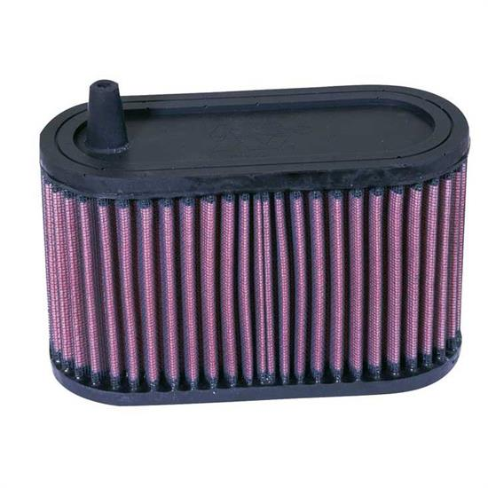 K&N YA-1285 Powersports Air Filter, Yamaha 1200