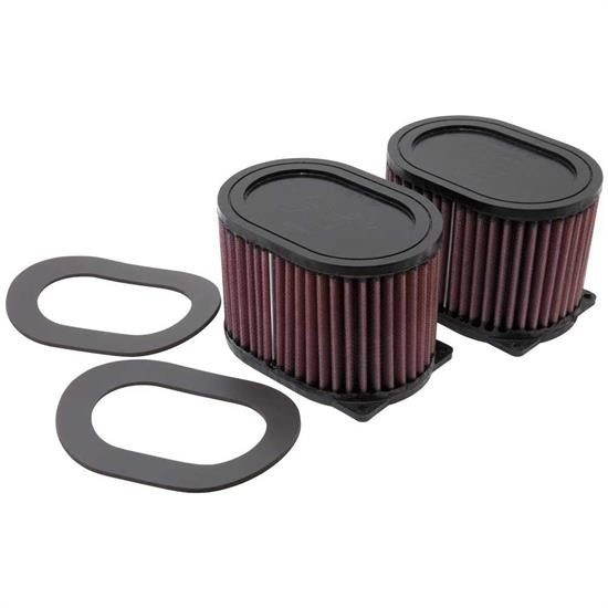 K&N YA-1399 Powersports Air Filter, Yamaha 1300