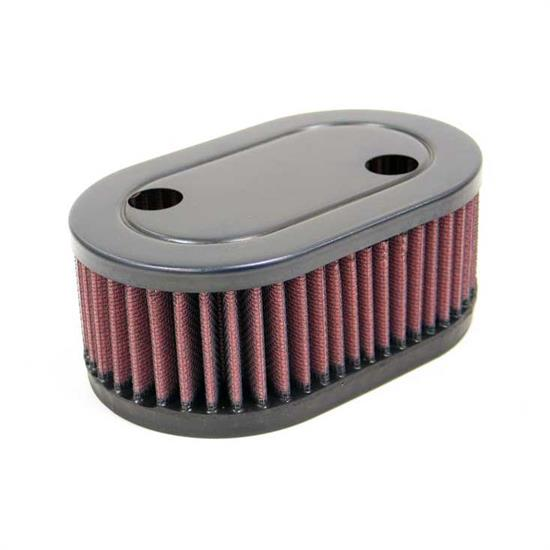 K&N YA-1550 Powersports Air Filter, Yamaha 750-920
