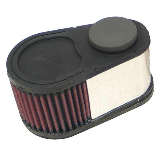 K&N YA-1595 Powersports Air Filter, Yamaha 1300