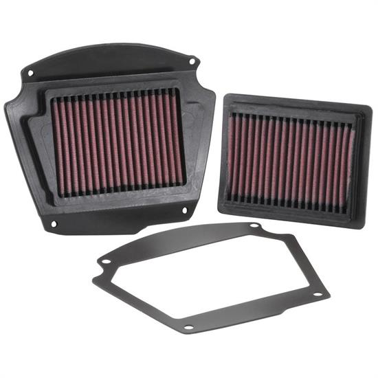 K&N YA-1602 Powersports Air Filter, Yamaha 1670-1700
