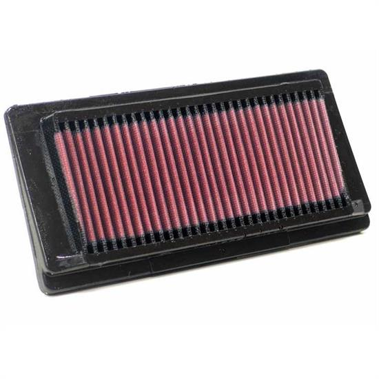 K&N YA-1605 Powersports Air Filter, Yamaha 1000-1700