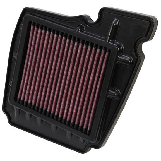 K&N YA-1611 Powersports Air Filter, Yamaha 153