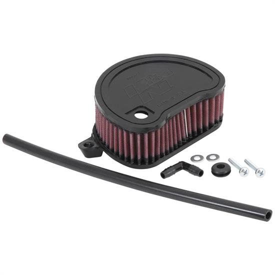 K&N YA-1704 Powersports Air Filter, Yamaha 1700