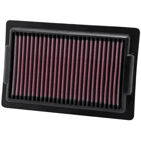 K&N YA-1709 Powersports Air Filter, Yamaha 1700