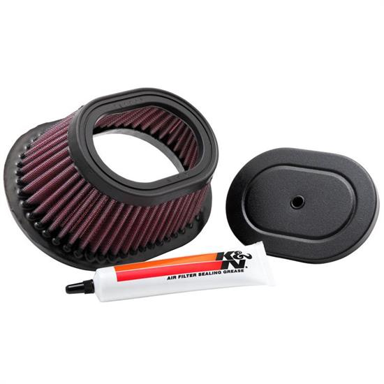 K&N YA-2088 Powersports Air Filter, Yamaha 124-249