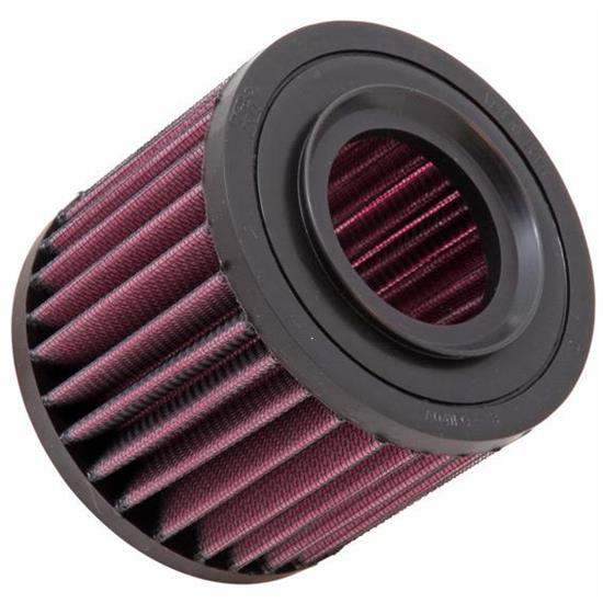 K&N YA-2598 Powersports Air Filter, Yamaha 125-180