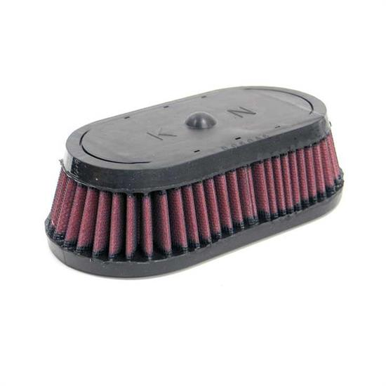 K&N YA-3586 Powersports Air Filter, Yamaha 250-350