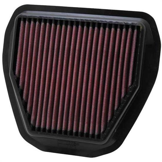 K&N YA-4510 Powersports Air Filter, Yamaha 450