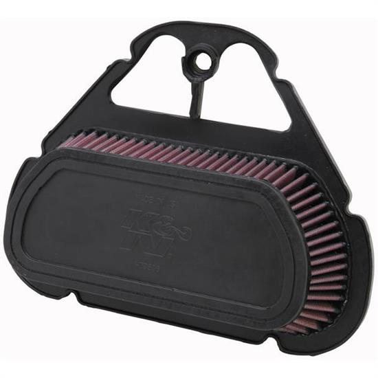 K&N YA-6001 Powersports Air Filter, Yamaha 599