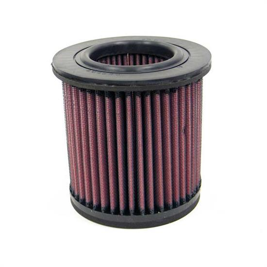 K&N YA-6092 Powersports Air Filter, Yamaha 581-600