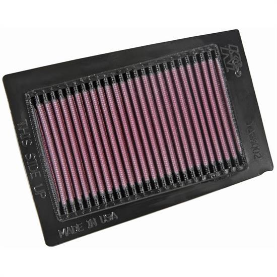 K&N YA-8002 Powersports Air Filter, Yamaha 50-80