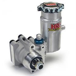 KRC PS3 29116811 Pro Series III Power Steering Pump, Tank