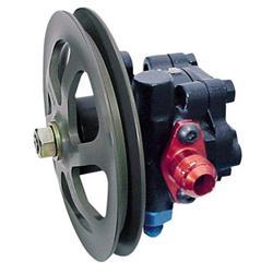 KRC Power Steering 50010000 Cast Iron Steering Pump, V-Belt