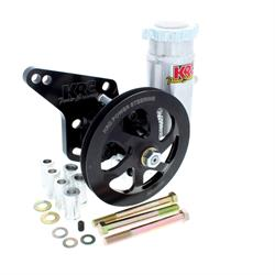 KRC Ford Cast Iron Power Steering Pump Kits, V-Belt Pulley