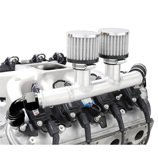 Krc power steering ct breather system