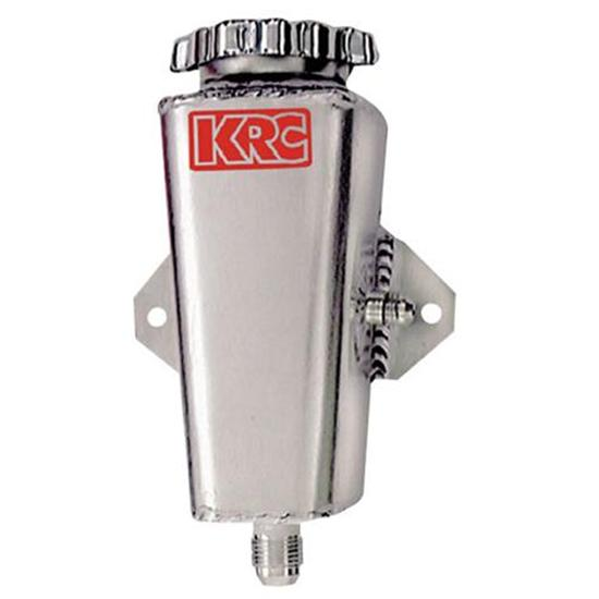 KRC Power Steering 91510000 Flat Mount Power Steering Tank