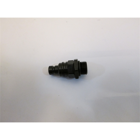 Garage Sale - Jiffy Tite 2000 Series -6 AN Male O-Ring Valved Fitting