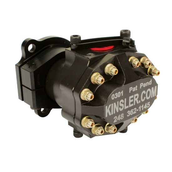 Kinsler Fuel Injection TP050001 Tough Pump Fuel Pump, .500