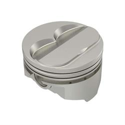 KB Chevy 350 Hypereutectic Pistons, .150 Dome, 6.0 Rod