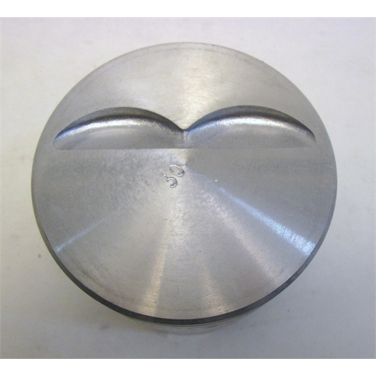 Single Aluminum Piston 4.125 Bore +.030, Left